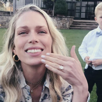 Erin Foster Is Engaged To Boyfriend Of Over A Year Simon Tikhman