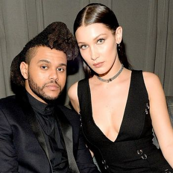 Former Lovers The Weeknd And Bella Hadid Spotted Kissing At Coachella