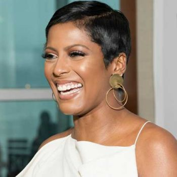 Former NBC Show Host Tamron Hall Pregnant With her First Child At 48-Also Reveals Her Secret Wedding