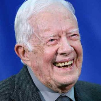 Former US President Jimmy Carter Hospitalized After Falling And Breaking Hip While Getting Ready To Go Turkey Hunting