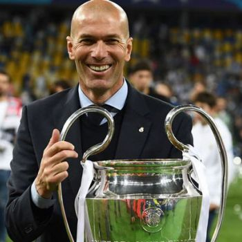 Who Will Be The Next Real Madrid Coach??? Zinedine Zidane Steps Down As Real Madrid Coach After Three Consecutive Victories At The Champions League