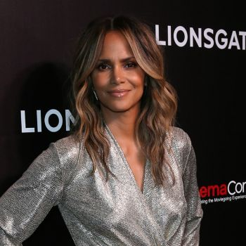 Halle Berry Goes Without A Shirt In A Steamy Instagram Post