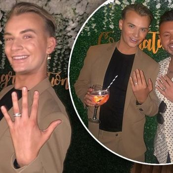 Harry Derbidge And Dean Rowland Are Engaged!!!