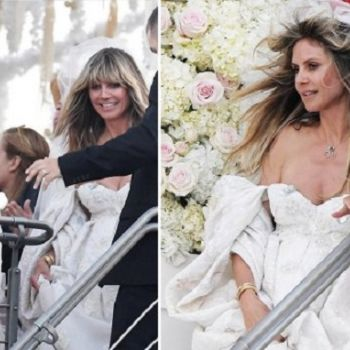 Heidi Klum And Tom Kaulitz Got Married For The Second Time