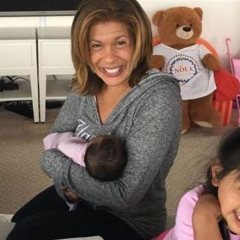 Hoda Kotb Adopts Baby Daughter As Second Child