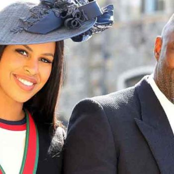 Idris Elba Gets Married With Sabrina Dhowre In Beautiful Moroccan Wedding