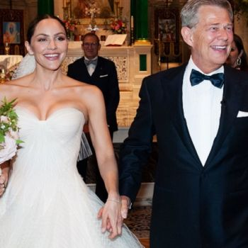 Inside David Foster And Katharine McPhee' Special-Perfect Wedding!