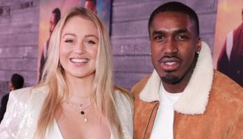 Iskra Lawrence Welcomes First Child With Boyfriend Philip Payne