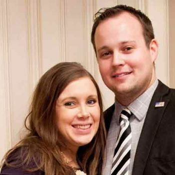 It's A Girl-Josh And Anna Duggar Reveal Sex Of Their Sixth Child