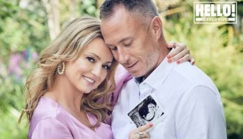 Ola Jordan And James Jordan Are Expecting Their First Child