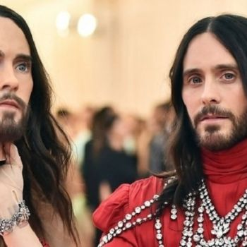 Jared Leto Carries His Decapitated Head as a Clutch
