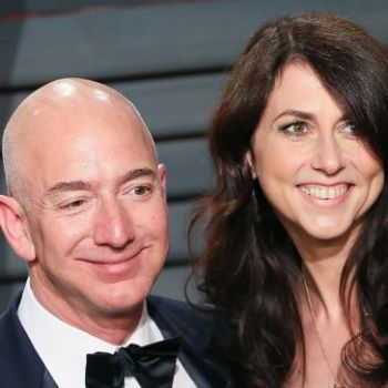 Jeff and Mackenzie Bezos Finalize Divorce; Jeff Keeps 75% of Amazon Stock