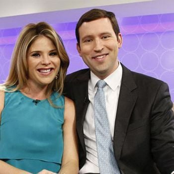 Jenna Bush Hager Is Pregnant With Her Third Child