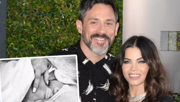 Jenna Dewan and Steve Kazee Welcomes Their First Child Together