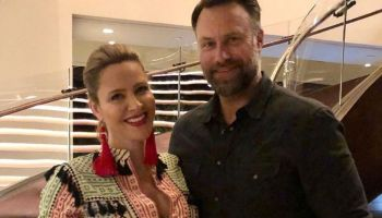 Jill Wagner Gives Birth to First Child, a Baby Girl, Together With Husband David Lemanowicz