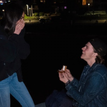 Joel Courtney Gets Engaged to Girlfriend Mia Scholink: Proposal Photo
