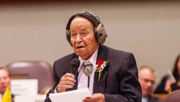 John Pinto, The Longest-Serving Elected Officials Of Native American Ancestry, Died At The Age Of 94