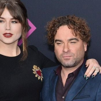 Johnny Galecki Is Expecting First Child With Girlfriend Alaina Meyer