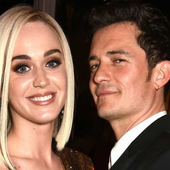 Katy Perry And Orlando Bloom Make Their Relationship Official-Make Red Carpet Debut As A Couple