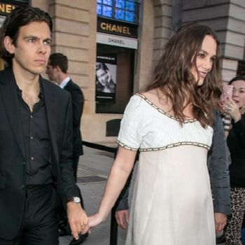 Keira Knightley Is Pregnant: Expecting Second Child with James Righton
