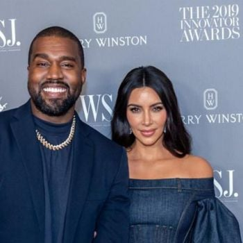 Kim Kardashian and Kanye West Packed on PDA at the SKIMS Nordstrom Launch