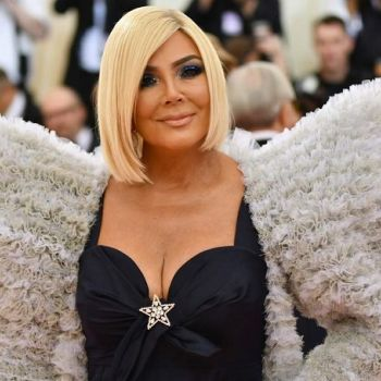 Kris Jenner Reveals Kylie Jenner Told Her to Go Blonde Just Hours Before 2019 Met Gala