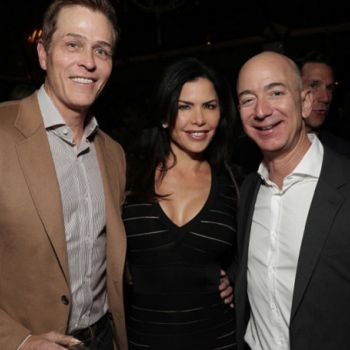 Lauren Sanchez Filed For Divorce From her Husband Patrick Whitesell