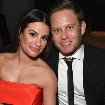 Lea Michele Gets Married To Her Boyfriend Of Two Years Zandy Reich