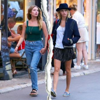 Lesbian Couple Cara Delevingne and Ashley Benson Split After Two Years of Dating