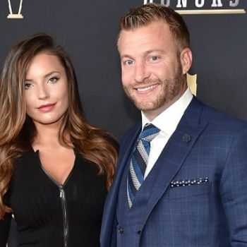 Los Angeles Rams Coach Sean McVay Is Engaged To Girlfriend Veronika Khomyn
