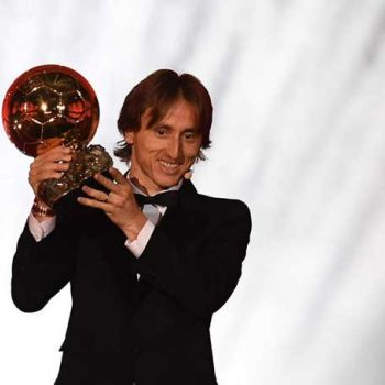 Luka Modric Wins Ballon d'Or 2018: Ends Decade-Long Messi-Ronaldo Monopoly