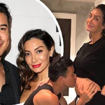 Mario Lopez And Wife Courtney Welcome A Baby Boy
