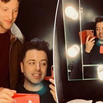 Mark Feehily Is Expecting First Baby With His Fianc� Cailean O'Neill
