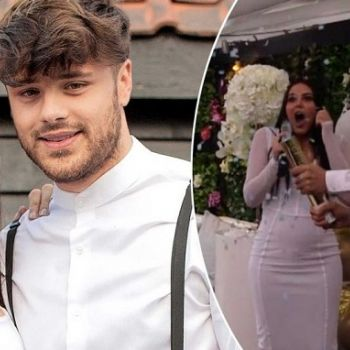 Marnie Simpson Is Expecting A Baby With Casey Johnson; Reveals Gender