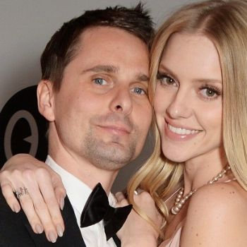Matt Bellamy Is Married To Stunning Model Elle Evans