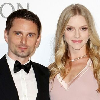 Matthew Bellamy Is Expecting First Child With Wife Elle Evans