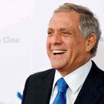 Media Executive Leslie Moonves Accused Of Sexual Harassment By Bobby Phillips