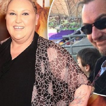Meshel Laurie Says She And Husband Adrian Lewinski No Longer Live Together