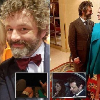 Michael Sheen Is Dating Swedish Actress Anna Lundberg