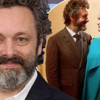 Michael Sheen Reveals Girlfriend Anna Lundberg Is Pregnant