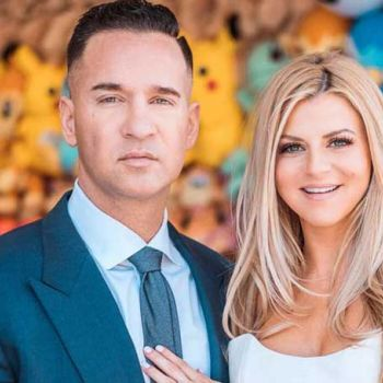 Mike 'The Situation' Sorrentino Ties Knot With Longtime Girlfriend Lauren Pesce