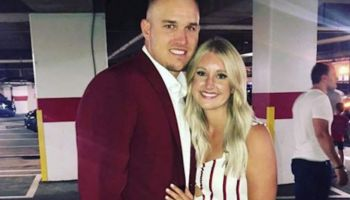 Mike Trout is Expecting First Child, a Baby Boy, With Wife Jessica Cox