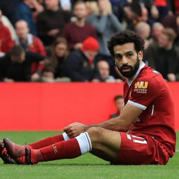 Mohamed Salah Confident Of Playing At The World Cup Despite The Champion League Injury