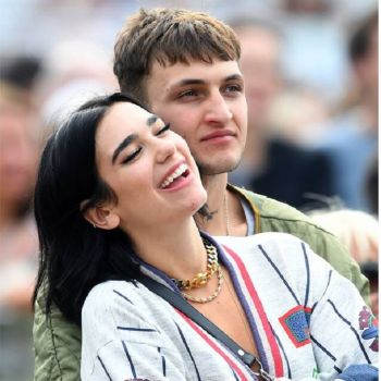 New Couple Alert!!! Is Singer Dua Lipa, 23 Dating Model Anwar Hadid, 20?