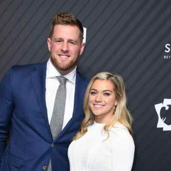 NFL Star JJ Watt Engaged To Longtime Girlfriend Kealia Ohai