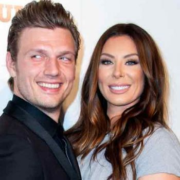Nick Carter Expecting Second Child With Wife Lauren Kitt