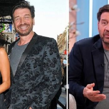 Nick Knowles Is Dating Emily Hallinan; Enjoyed West End Theatre Date