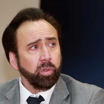 Nicolas Cage Files For Annulment Just Days After Marrying Girlfriend Erika Koike