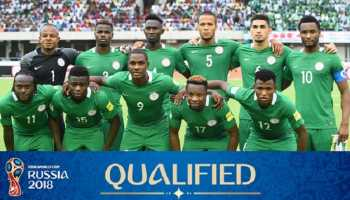 Nigeria - National Football Team, World Cup 2018