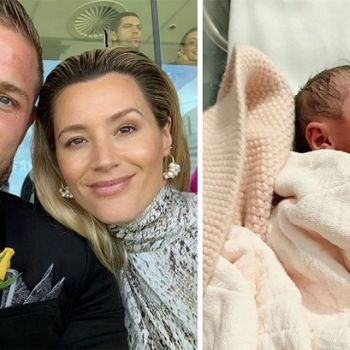 NRL Star George Burgess Welcomes Third Child With Wife Joanna